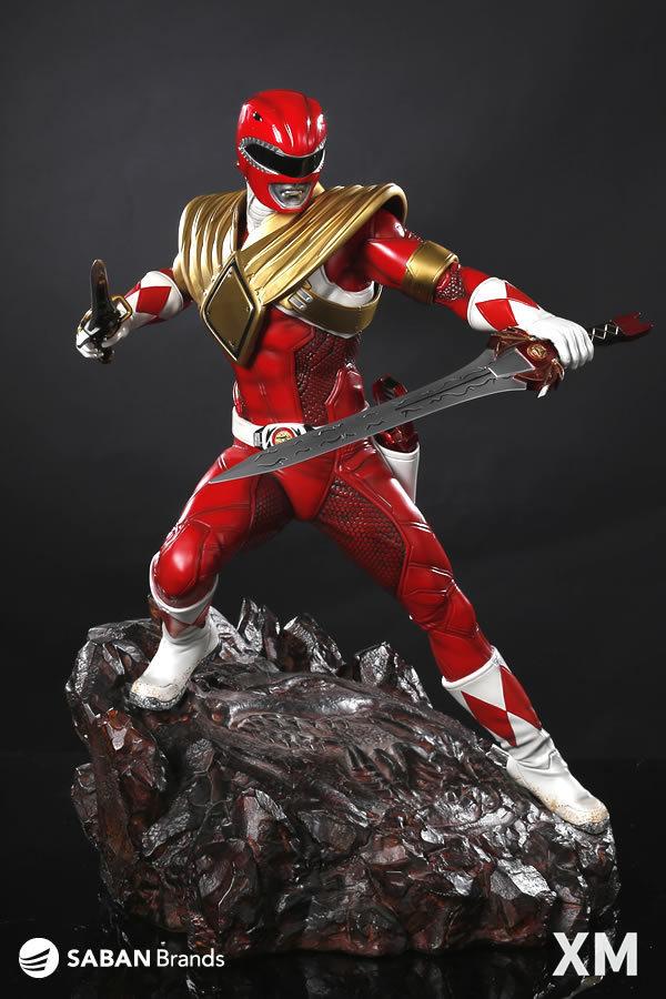 Premium Collectibles : Power Ranger Red XM-power-ranger-red-premium-03