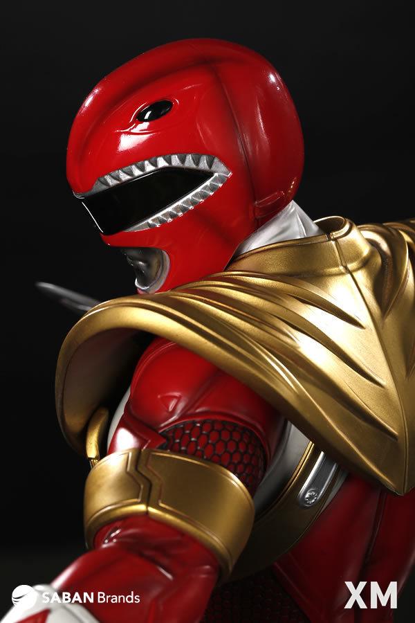 Premium Collectibles : Power Ranger Red XM-power-ranger-red-premium-06