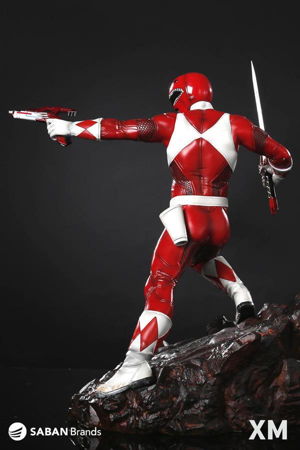 Premium Collectibles : Power Ranger Red XM-power-ranger-red-premium-07