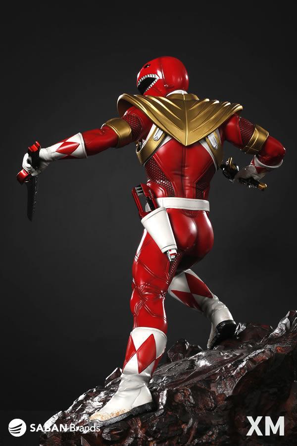 Premium Collectibles : Power Ranger Red XM-power-ranger-red-premium-08