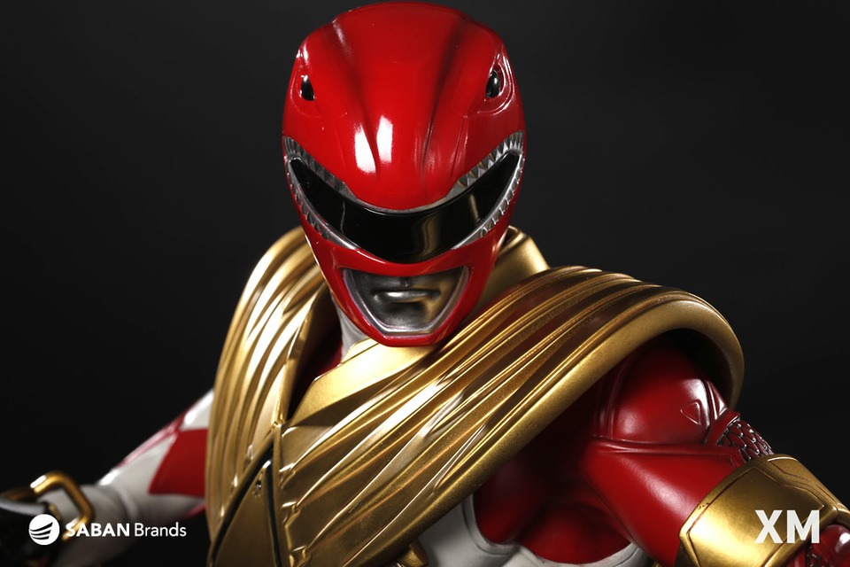 Premium Collectibles : Power Ranger Red XM-power-ranger-red-premium-11