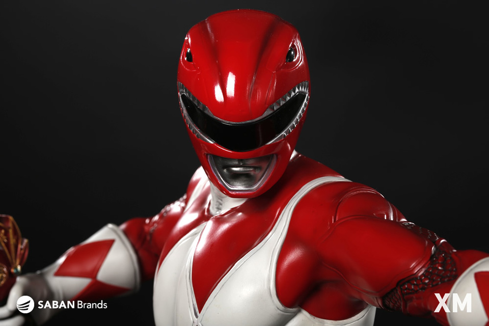 Premium Collectibles : Power Ranger Red XM-power-ranger-red-premium-12