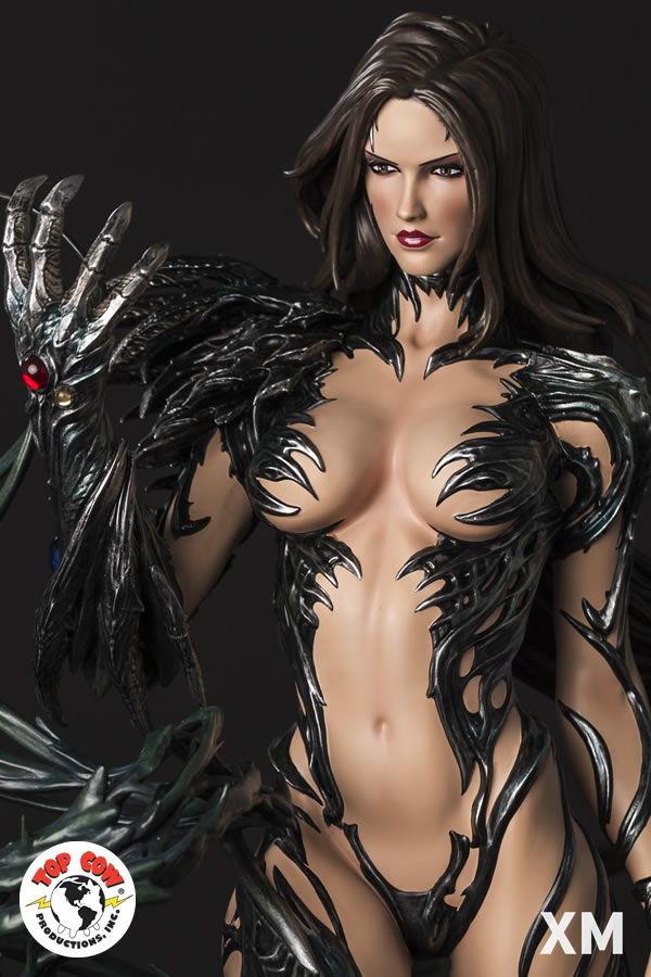 Premium Collectibles : Witchblade XM-witchblade-premium-02