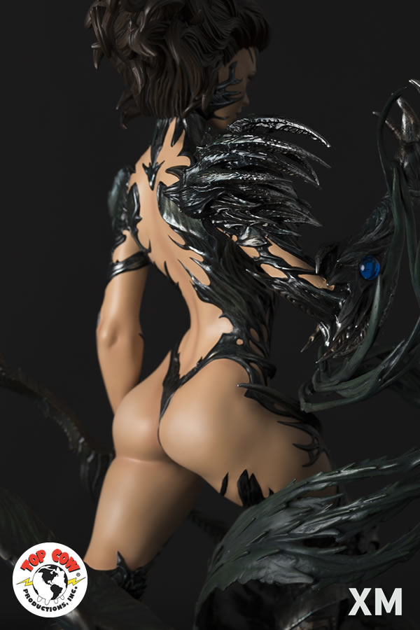 Premium Collectibles : Witchblade XM-witchblade-premium-05