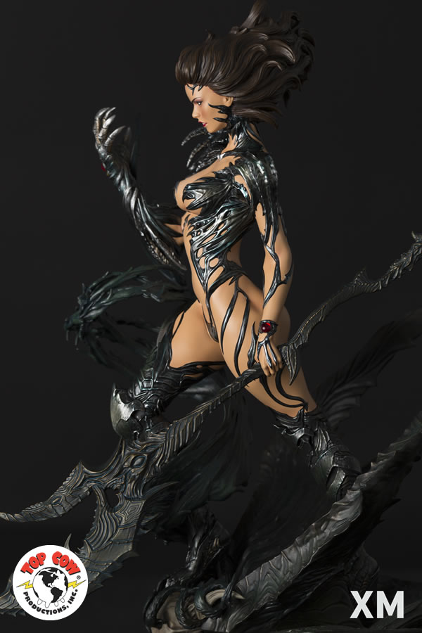 Premium Collectibles : Witchblade XM-witchblade-premium-07