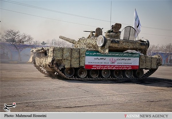 Iranian Ground Forces | News and Equipment 139111160002138