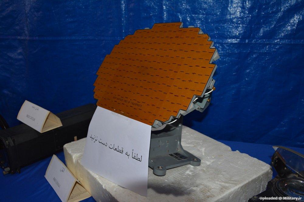 """إيران تكشف عن """"طائرة مقاتلة جديدة محلية الصنع"""" - صفحة 2 DSC_4492"""
