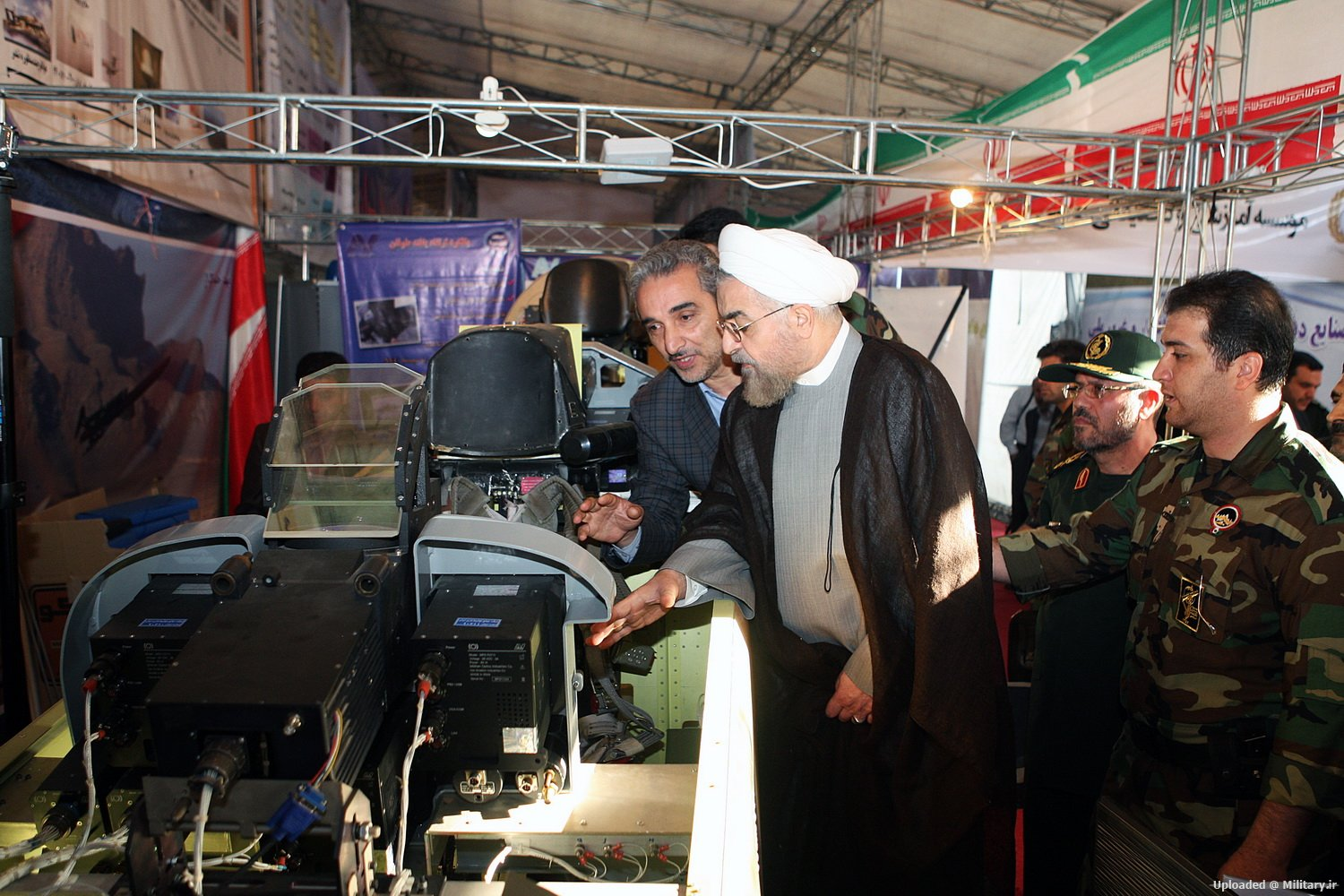 IR of Iran Armed Forces Photos and Videos - Page 2 08_bazdid