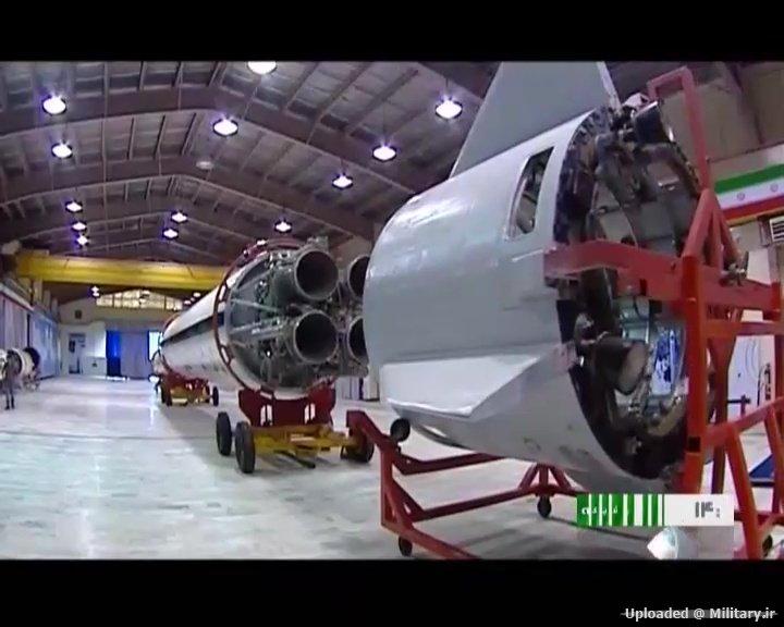 Iran's Ballistic Missile Program Simorgh---_28229