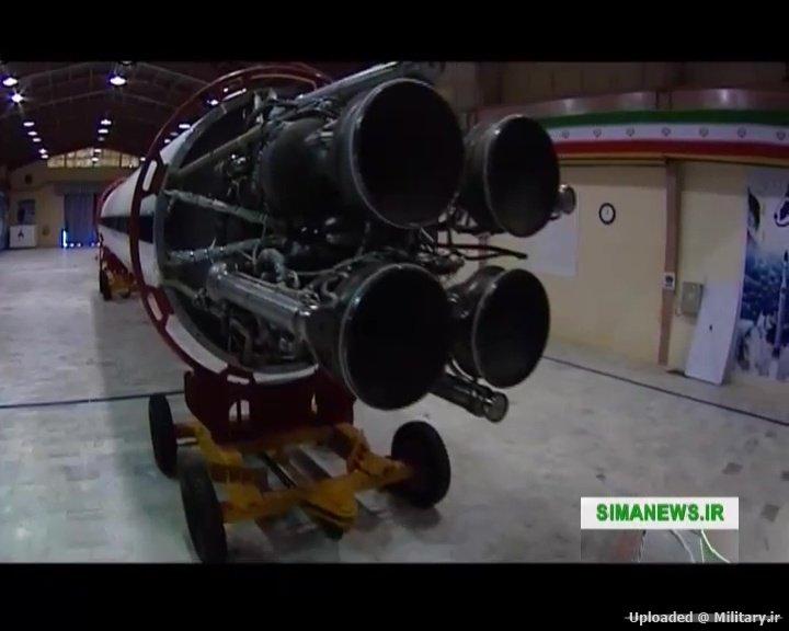 Iran's Ballistic Missile Program Simorgh---_28529