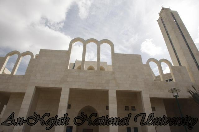 جولة مصورة في جامعة فلسطينية Mosque%20-%20Islamic%20Center%20(6)