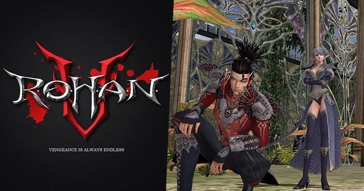 Rohan M phiên bản di động của MMORPG PC cổ điển Rohan Online Rohan-m-1