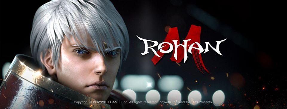 Rohan M phiên bản di động của MMORPG PC cổ điển Rohan Online Rohan-m