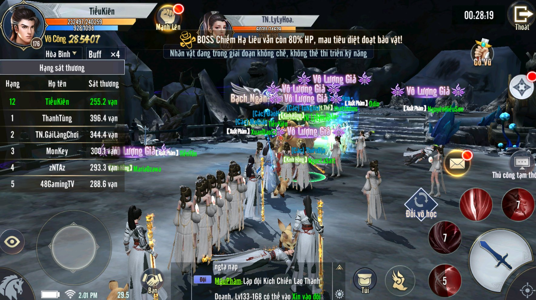 Nhất Mộng Giang Hồ Mobile phá bỏ hoàn toàn giới hạn môn phái Game4v-nhat-mong-giang-ho-mobile-7-1