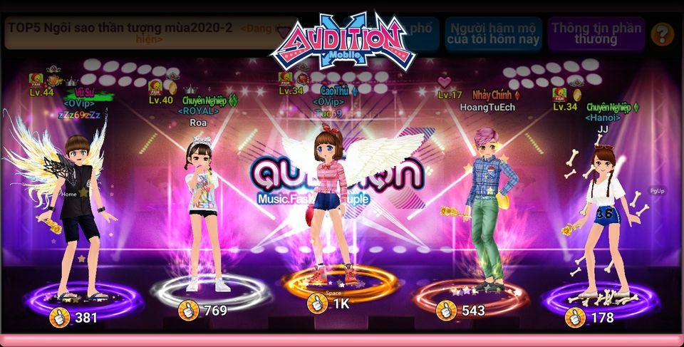 Điểm qua những tựa game mobile hot Nghịch Thiên Với Ta Au