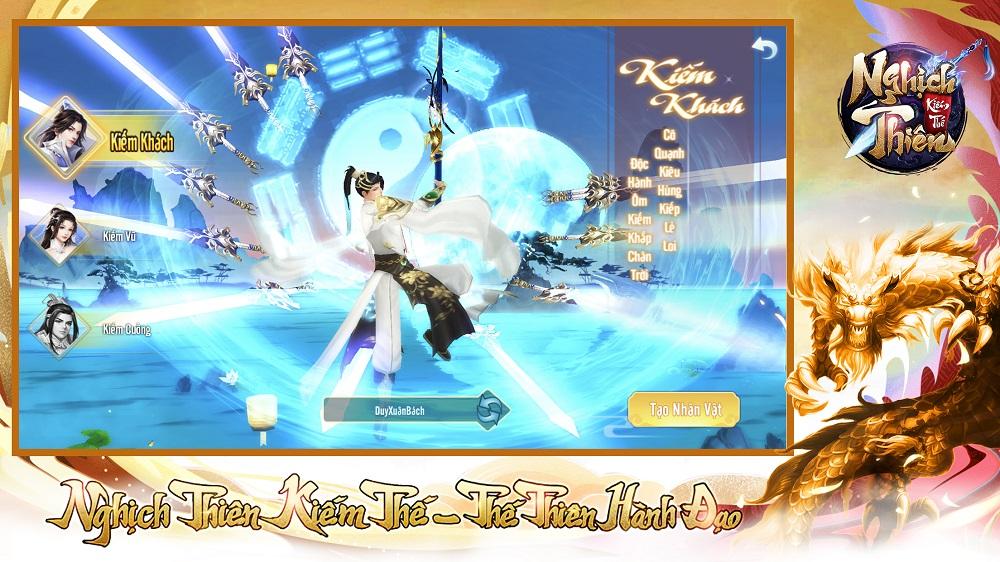 Điểm qua những tựa game mobile hot Nghịch Thiên Với Ta Game-2