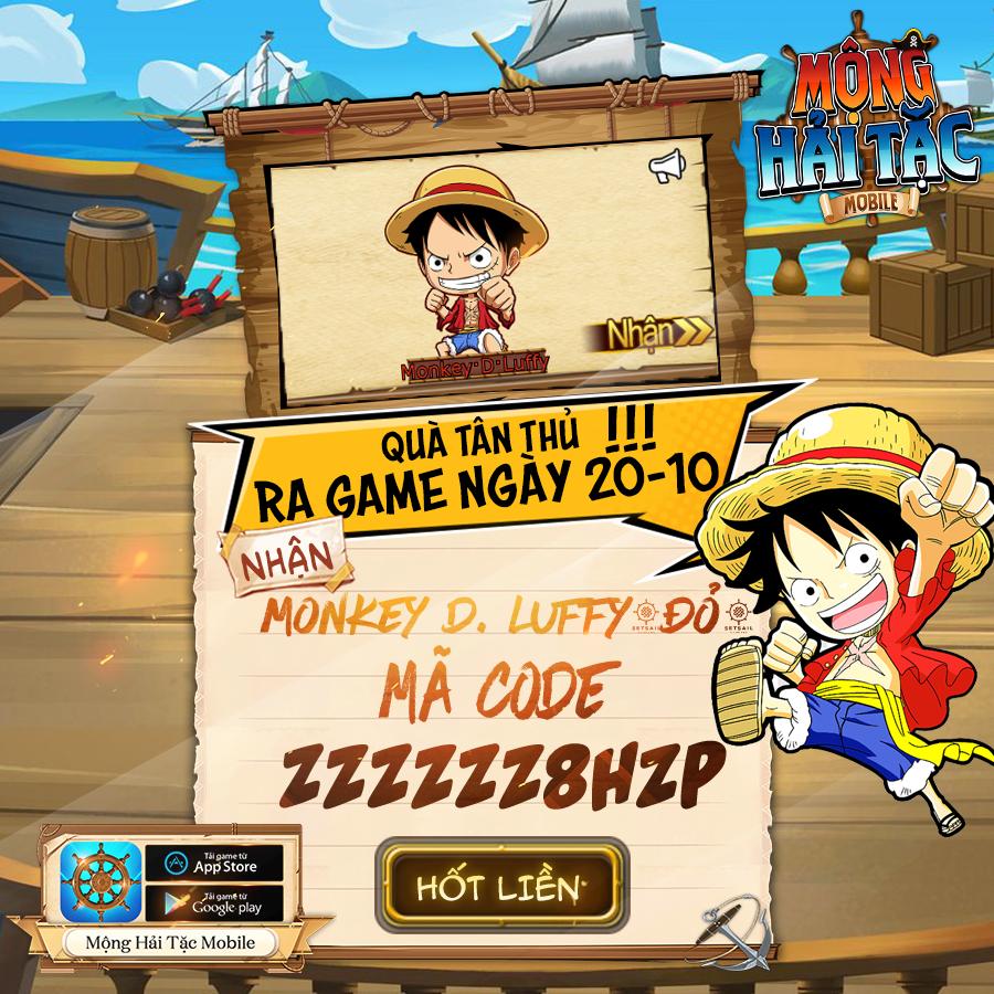 Code Mộng Hải Tặc Mobile miễn phí cho toàn bộ người chơi mới  Game4v-mong-hai-tac