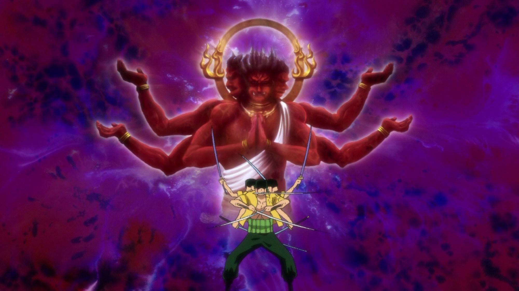 One Piece: Zoro đã sử dụng Haki Bá Vương của mình từ khi nào? Game4v-One-Piece-1