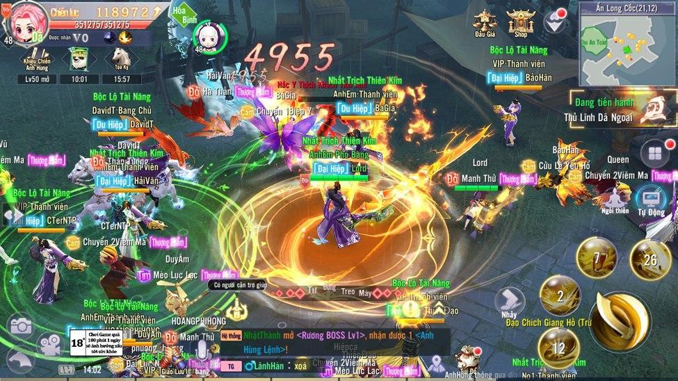 Mộng Hải Tặc Mobile game mobile siêu hot top 10 trong tháng Top-game-thang-10-3