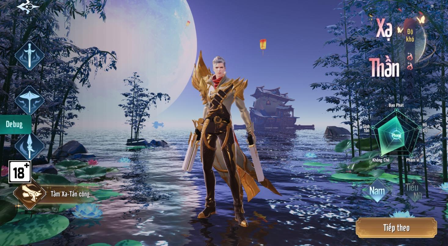 Huyễn Kiếm 3D Trò chơi thuộc thể loại MMORPG này được phát hành bởi 9Splay Huyen-kiem-3d-game4v