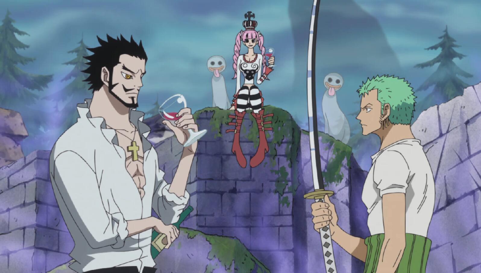 One Piece: Zoro đã sử dụng Haki Bá Vương của mình từ khi nào? One-Piece-game4v