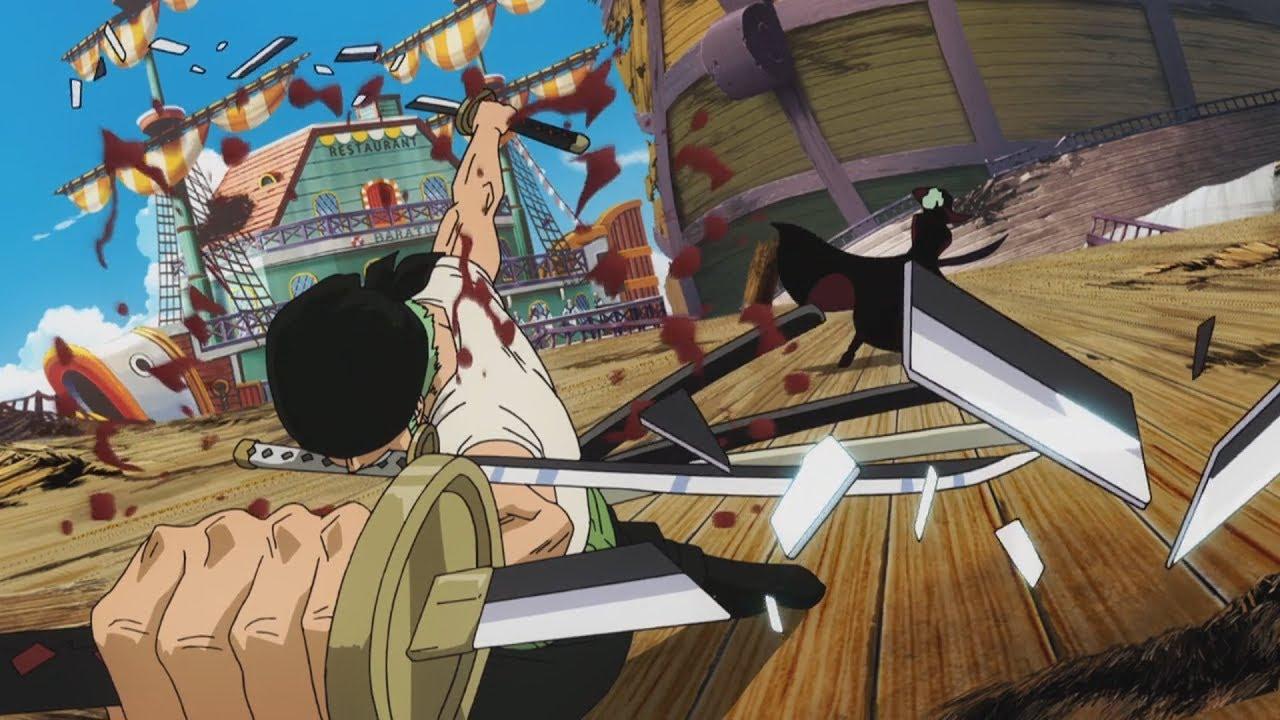 ne Piece: Lý do có thể khiến Haki Bá Vương của Zoro bộc lộ ở Wano Quốc Game4v-One-Piece-8