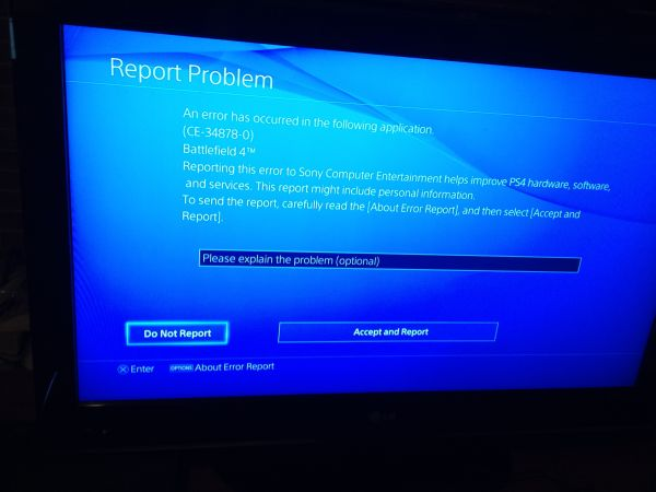 BF4/PS4 PROBLEMS AND ISSUES HERE Error_2