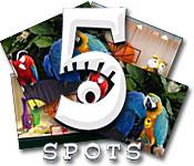 لعبة الفرق بين صورتين هي لعبة التركيز الذهنى 5spots_feature