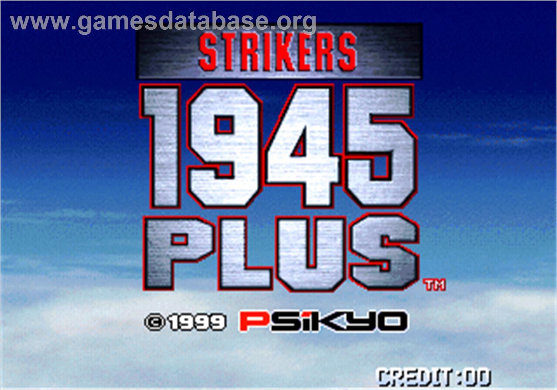 Quel nouveau jeu sur Game Card aimeriez-vous ? Strikers_1945_Plus_-_1999_-_Psikyo