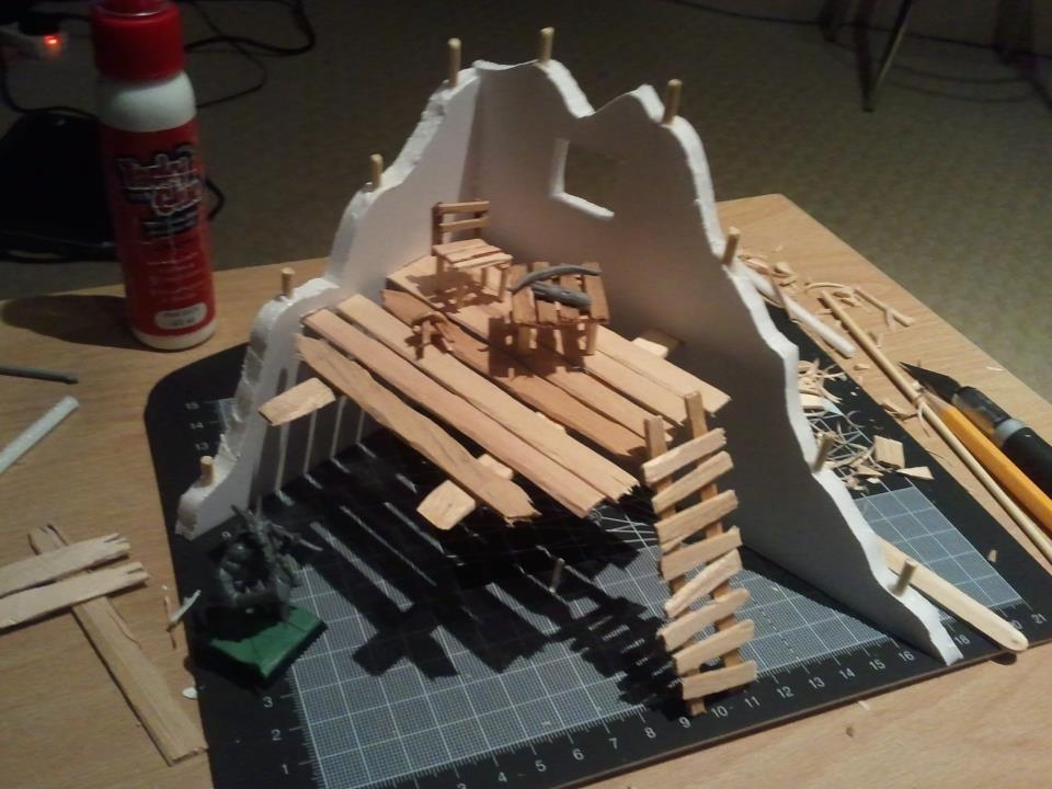 From zero to Mordheim in two weeks... Scenery4