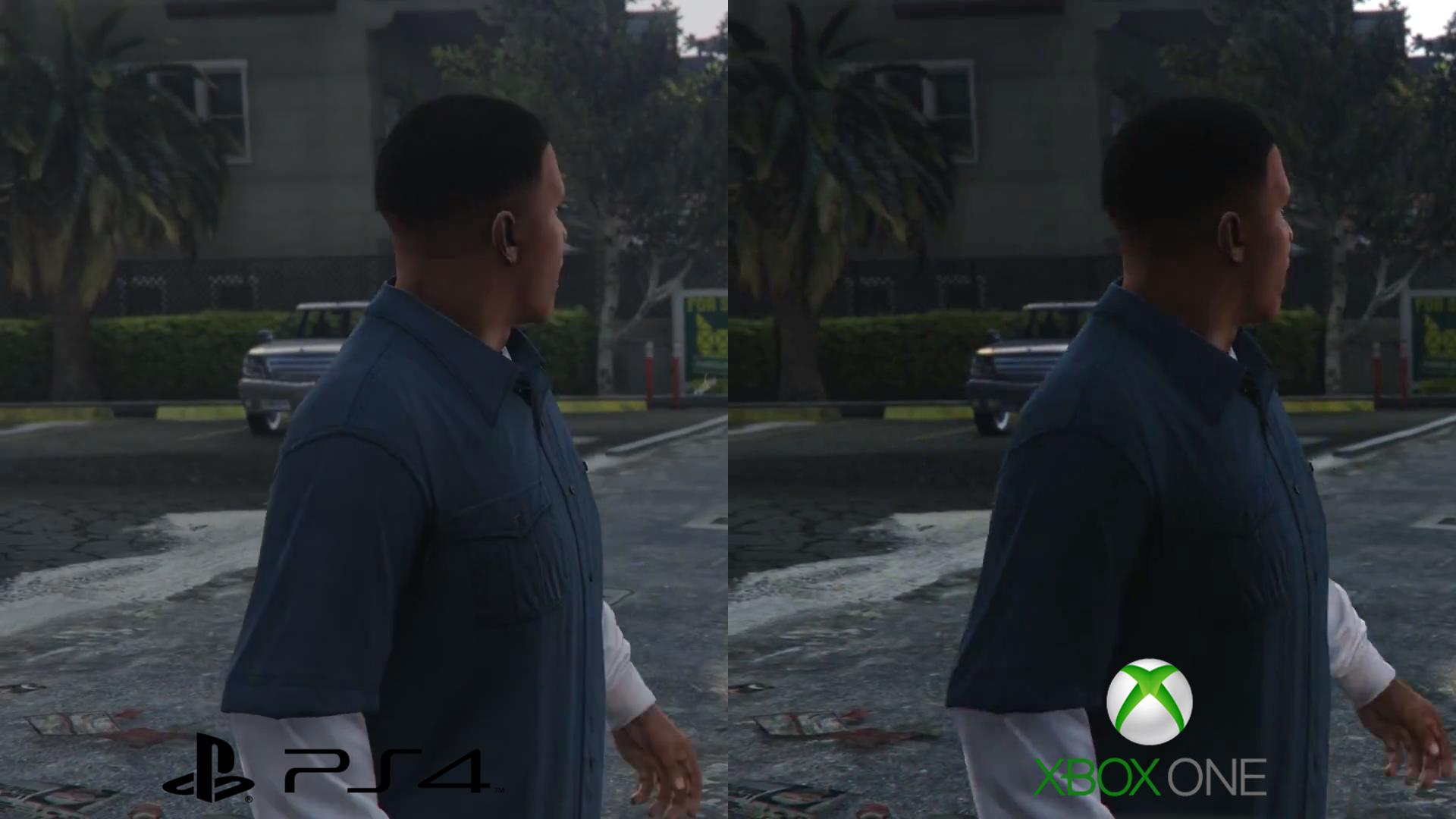 GTA nextgen lado a lado Image141