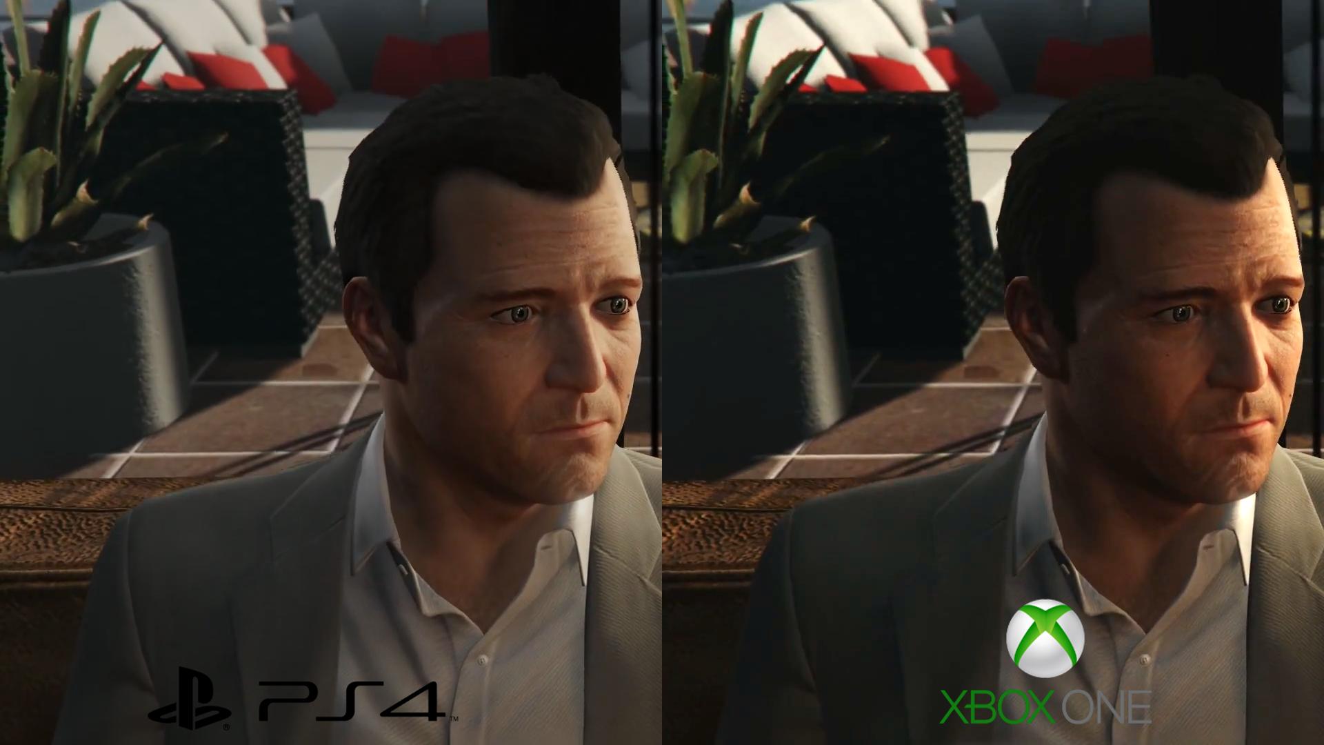 GTA nextgen lado a lado Image62