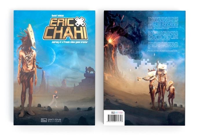 [JEU] Le jeu de l'image reinventé   Eric-chahi-journey-of-a-french-video-game-creator-jaquette-cover-01