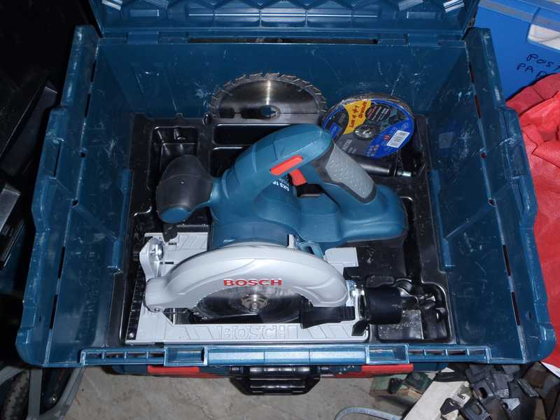 Adapter une scie sur rail de guidage Bosch/Mafell Tk-scie-sur-rail-09