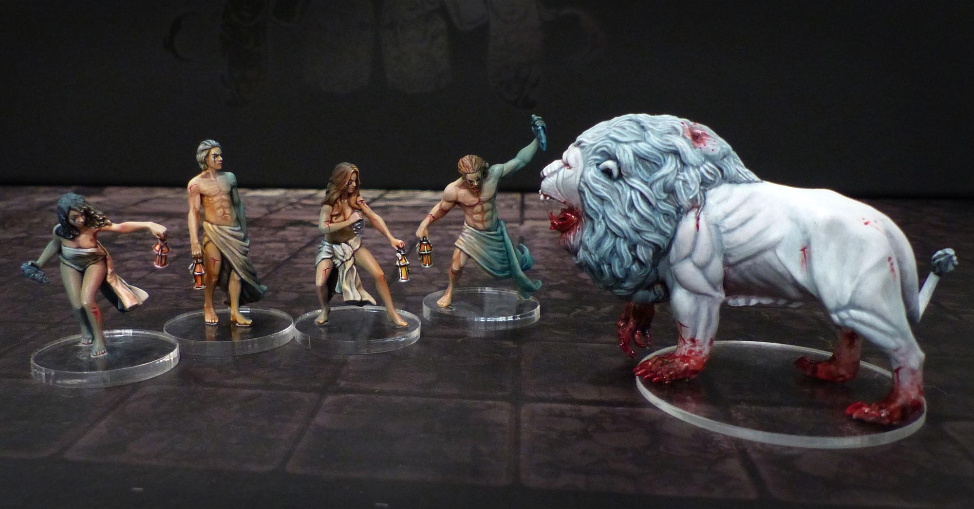 Les travaux d'Ivankaiser : ZOMBICIDE, Gohan et sa bande ! - Page 5 Kingdom-Death-Monster-1.5