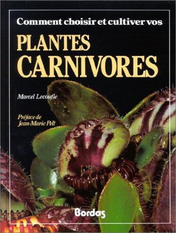 Livres sur les plantes carnivores 2040184570