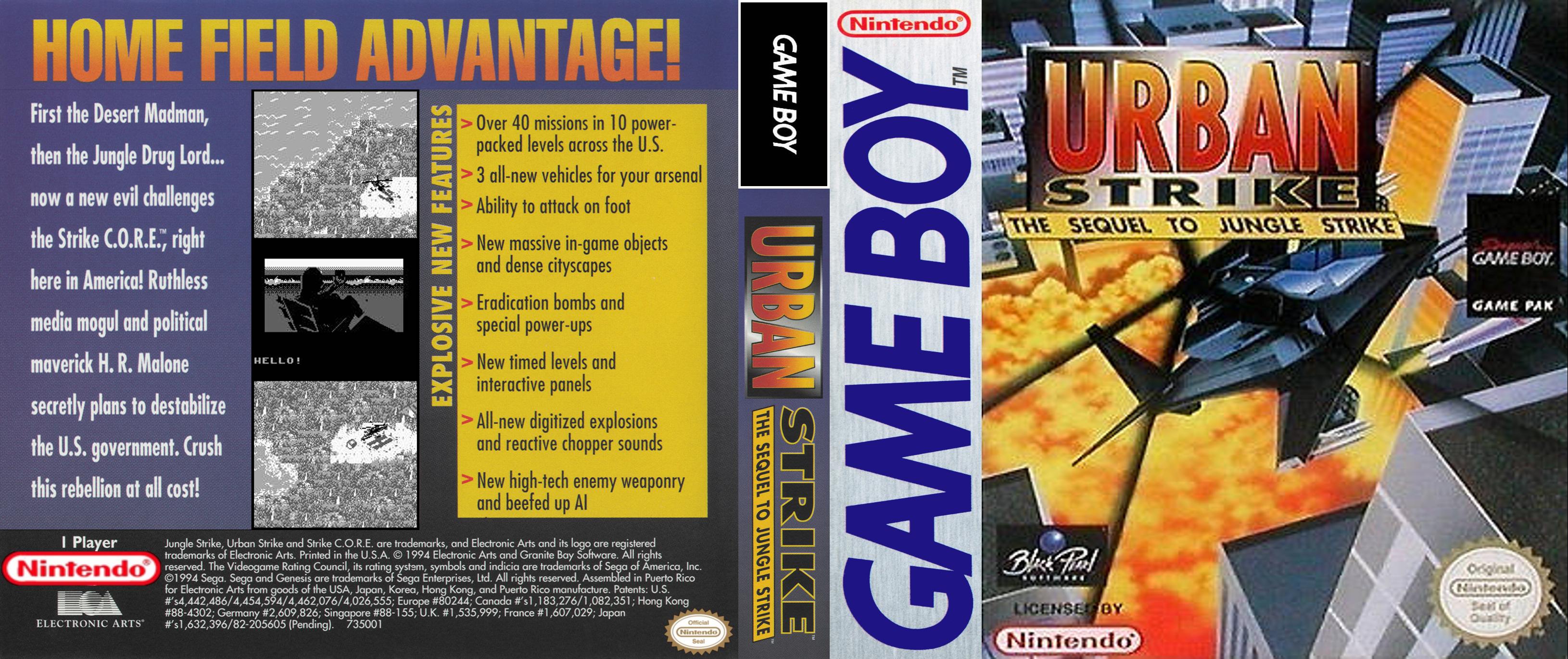 Urban Strike gameboy cover...dur encore une fois.... Urban-strike-gb