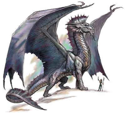 Mitología griega - Página 3 Silver-dragon