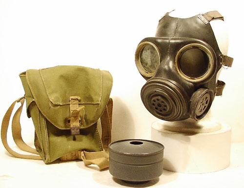 Mask a gaz MKVII MK1.
