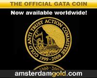 silver coins / Gata AmsterdamGoldAd