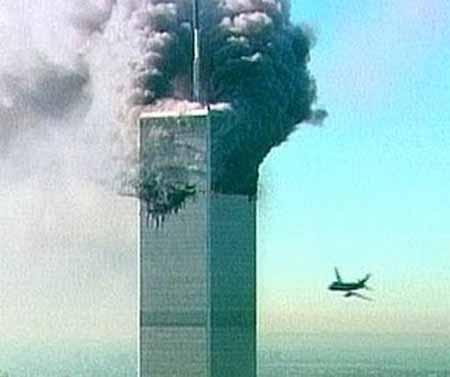 صور غريبة وجديدة لأحداث 11 سبتمبر... مبنى التجارة العالمي 2011-634509956929348870-934