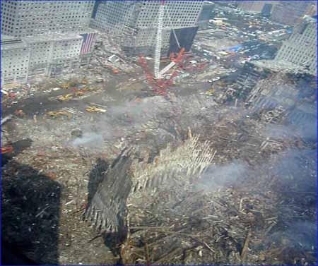 صور غريبة وجديدة لأحداث 11 سبتمبر... مبنى التجارة العالمي 2011-634509964119130600-913