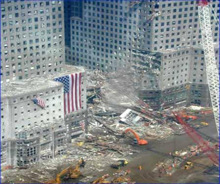 صور غريبة وجديدة لأحداث 11 سبتمبر... مبنى التجارة العالمي 2011-634509967551256775-125