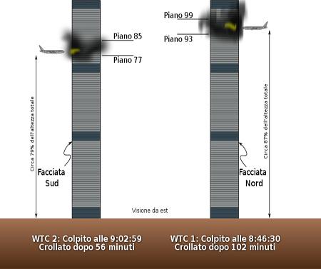 صور غريبة وجديدة لأحداث 11 سبتمبر... مبنى التجارة العالمي 2011-634509972434101741-410