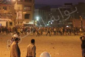 تجدد الاشتباكات بين الأمن والمتظاهرين بالغربية أثناء محاولتهم اقتحام قسم شرطة ثان بالمحلة 2012-634897042973730608-373_main_thumb300x190