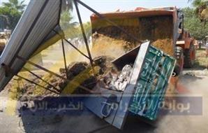 تحرير 130 مخالفة إشغال طريق و32 مرورية في حملة بالمحلة الكبرى 2012-634822029475532494-553_main_thumb300x190