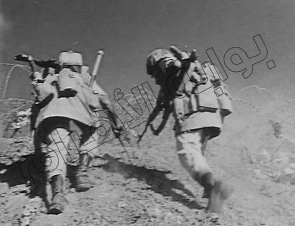 صور نادرة لقادة وضباط الجيش والجنود أثناء إدارة العمليات في حرب أكتوبر 2013-635163191876559473-655