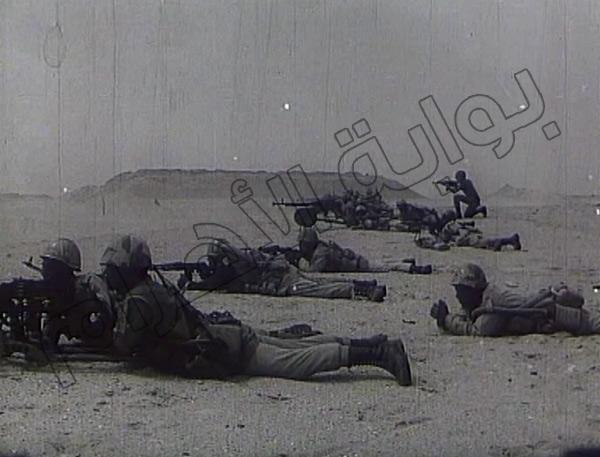 صور نادرة لقادة وضباط الجيش والجنود أثناء إدارة العمليات في حرب أكتوبر 2013-635163191879523492-952