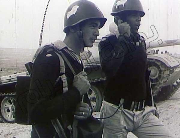 صور نادرة لقادة وضباط الجيش والجنود أثناء إدارة العمليات في حرب أكتوبر 2013-635164802680083667-8