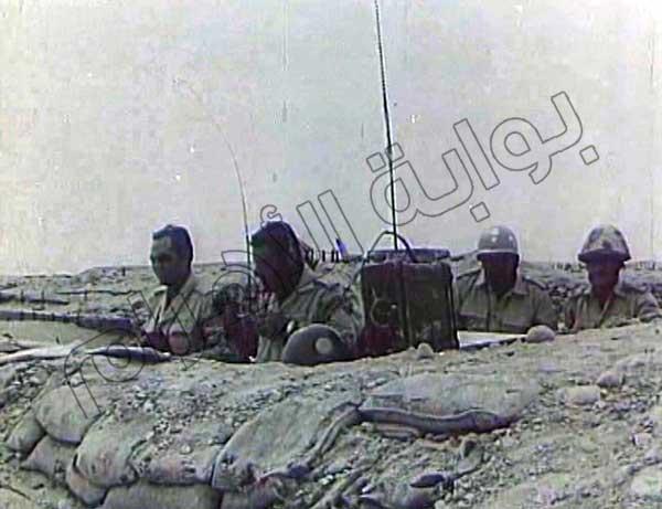 صور نادرة لقادة وضباط الجيش والجنود أثناء إدارة العمليات في حرب أكتوبر 2013-635164802682267681-226